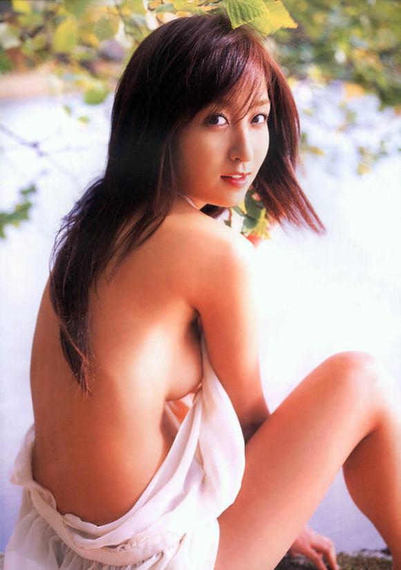 Aya Kiguchi  nackt