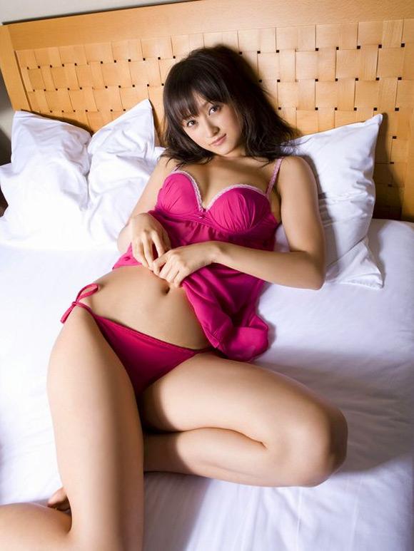 Not hear Ayaka komatsu naked was and