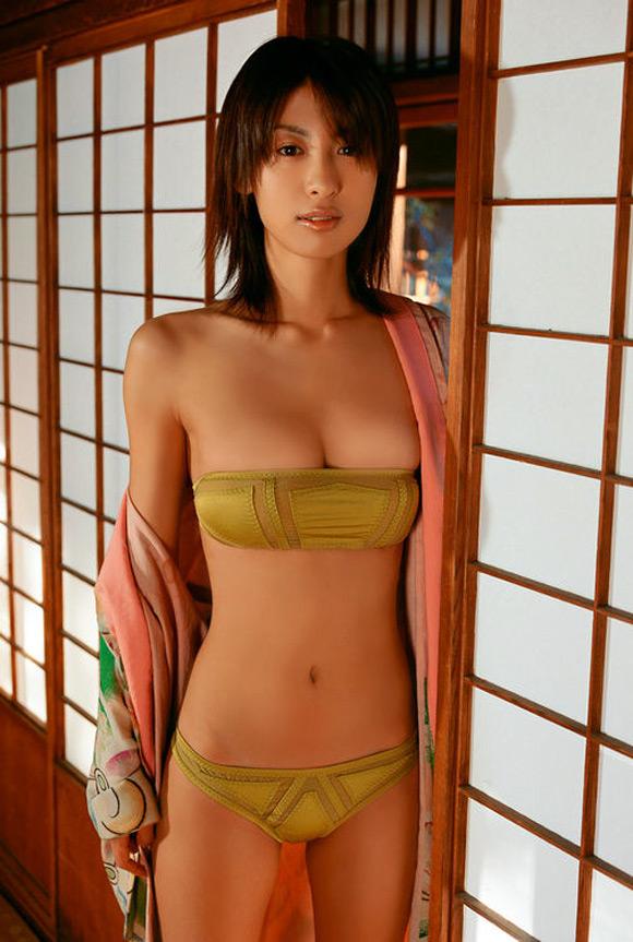 Mariko okubo nude