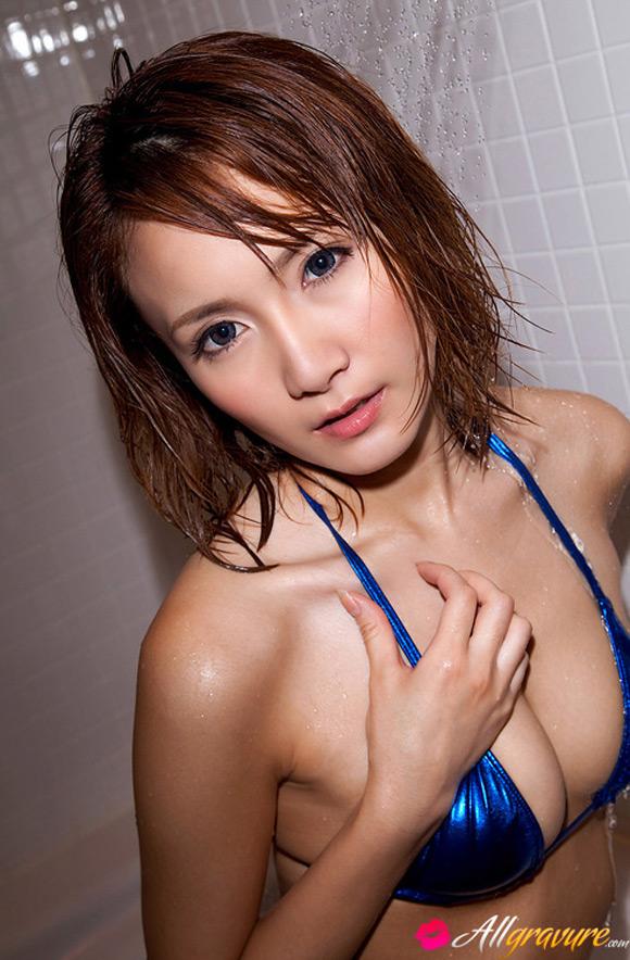 misuzu-tachibana-naked-asian-gravure-model