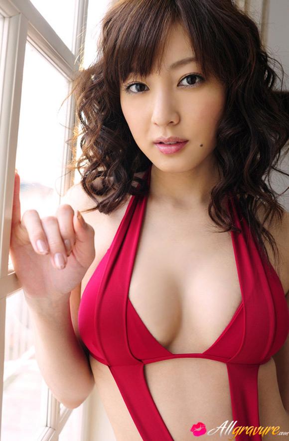 natsuki-ikeda-naked-asian-gravure-model